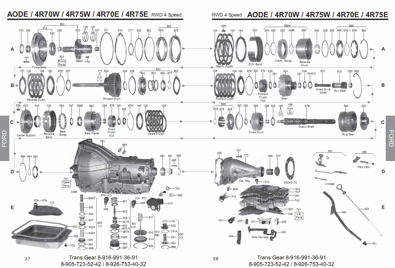 4l80e wiring diagram wirdig ford 4r75e transmission diagram on aode wiring diagram for trans